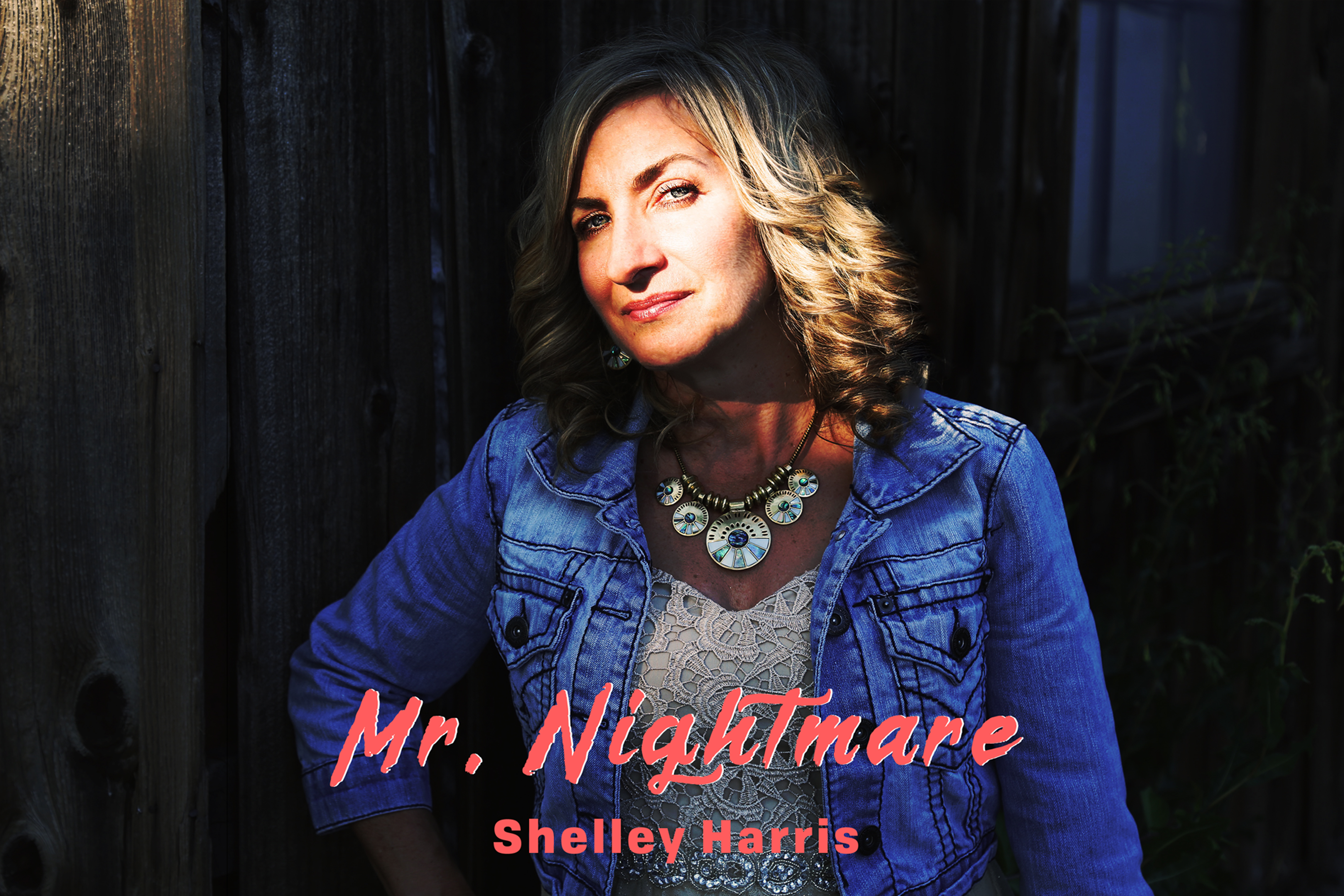 Mr Nightmare Shelley Rusk Music Back when i got into listening to scary stories, mr. shelley rusk